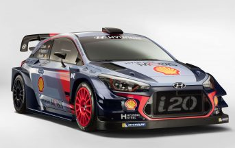 Hyundai i20 WRC 2017 caratteristiche, scheda tecnica: debutto al Monza Rally Show