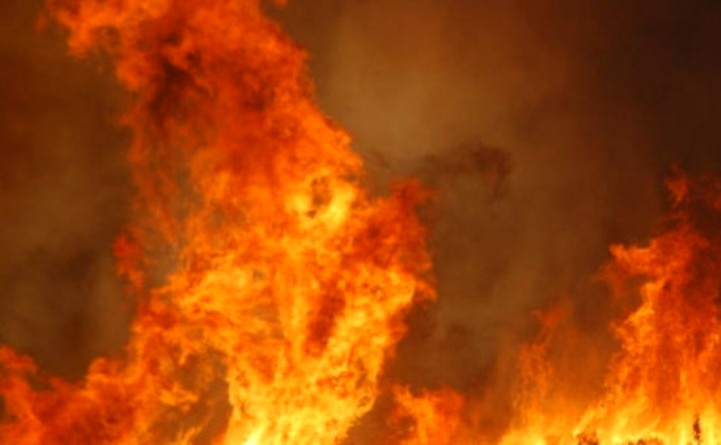incendio venezia