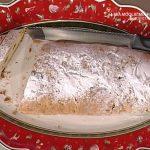 la prova del cuoco ricette 22 dicembre 2016, la prova del cuoco di oggi, la prova del cuoco di oggi anna moroni, la prova del cuoco ricette oggi, la prova del cuoco ricette anna moroni, la prova del cuoco filone di panettone, filone di panettone ricetta anna moroni,