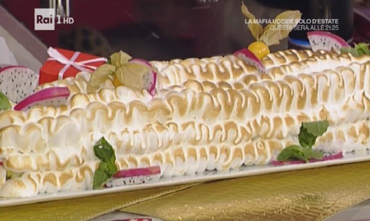 Tronchetto Di Natale La Prova Del Cuoco.La Prova Del Cuoco Ricette Dolci Oggi 6 Dicembre 2016