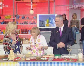 La Prova del Cuoco ricette di Anna Moroni: torta all'arancia di Ludovica