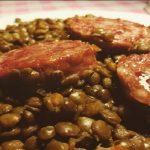 come cucinare le lenticchie, come cucinare le lenticchie in umido, come cucinare il cotechino, lenticchie e cotechino ricetta classica