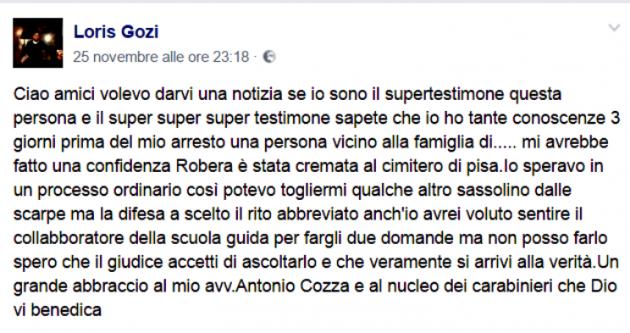 caso roberta ragusa news