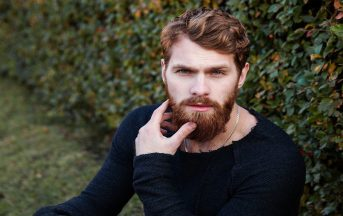 Barba uomo 2017: la moda le dice addio ma gli uomini non ci stanno e la tengono corta e curata