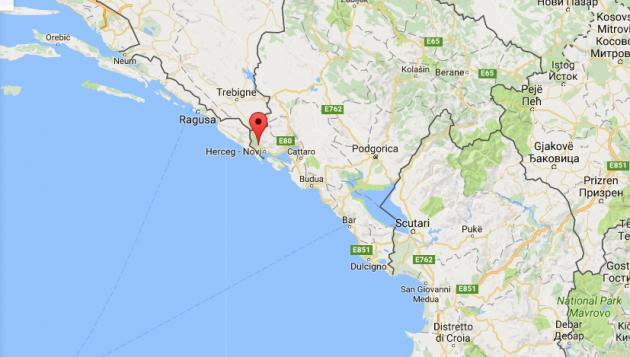 terremoto montenegro scossa magnitudo 4.2