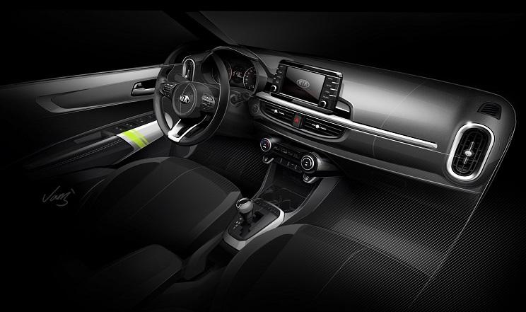 Nuova Kia Picanto 2017 caratteristiche