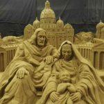 Natività di sabbia a Rimini e dintorni Natale 2016