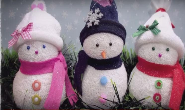 Lavoretti Di Natale Veloci E Facili.Natale 2016 Addobbi Fai Da Te Lavoretti Originali E Semplici Per I