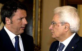 Dimissioni Renzi: il segretario PD lascia il Quirinale, dimissioni dopo ok manovra
