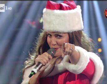 Na Tale e Quale Show: Serena Rossi torna ed interpreta Mariah Carey