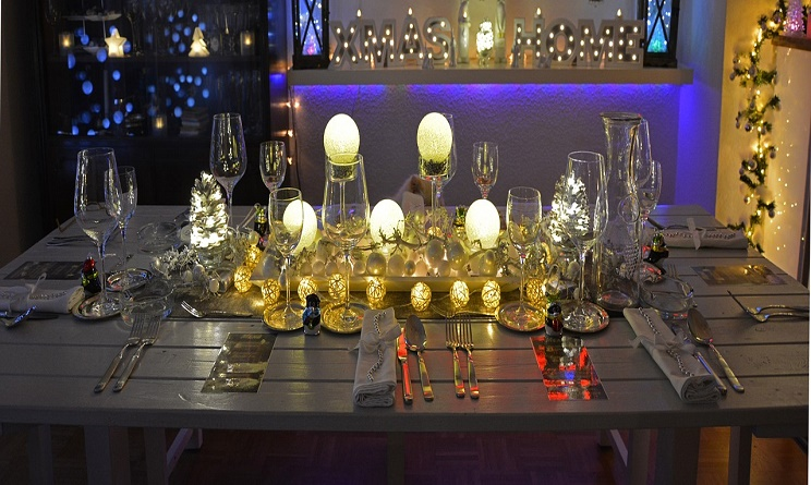 tendenze natale 2016 tavola, natale 2016 come apparecchiare la tavola, natale 2016 idee per apparecchiare la tavola, tendenze natale 2016 casa,