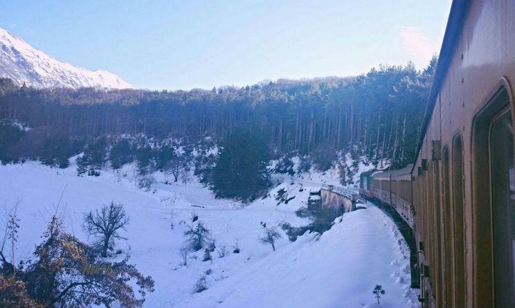Nuovi posti treno mercatini di Natale sulla Transiberiana d'Italia Sulmona-Roccaraso