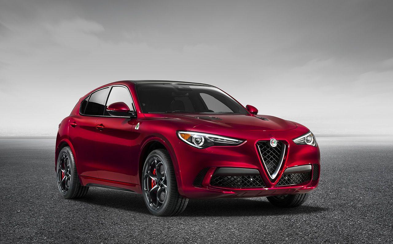 Alfa Romeo Stelvio caratteristiche scheda tecnica