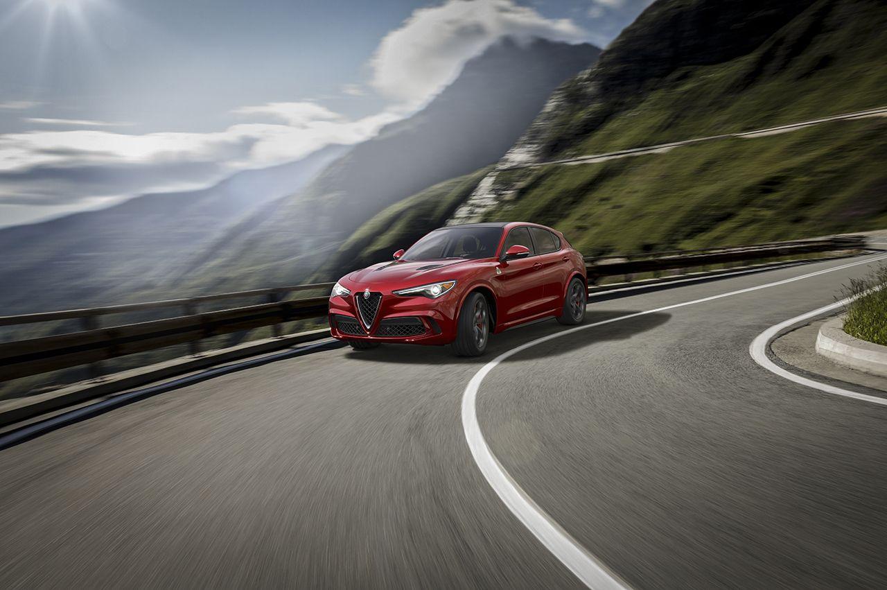 Alfa Romeo Nuovi modelli 2017