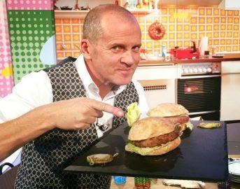 La Prova del Cuoco ricette oggi: Bekèr Burger di Fabrizio Nonis