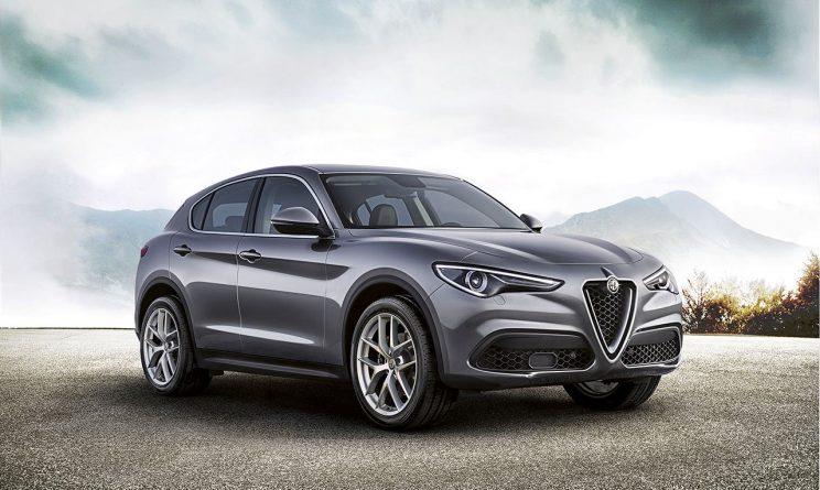 Al via ordini dell'Alfa Romeo Stelvio, primo Suv del Biscione