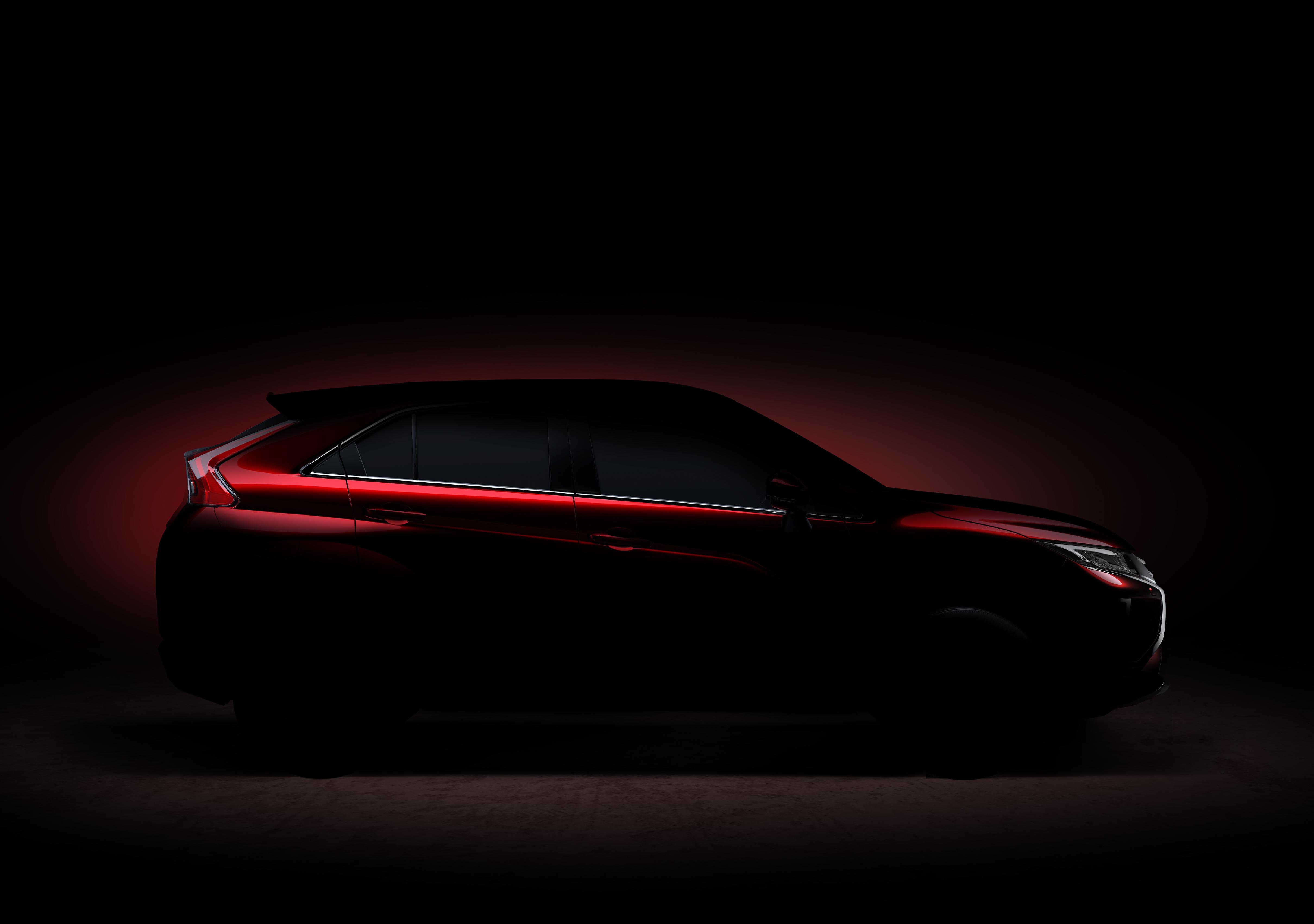 Mitsubishi novità auto 2017 nuovo suv