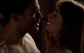 50 Sfumature di Nero Film: Jamie Dornan e Dakota Johnson, scene bollenti nel nuovo trailer (VIDEO)