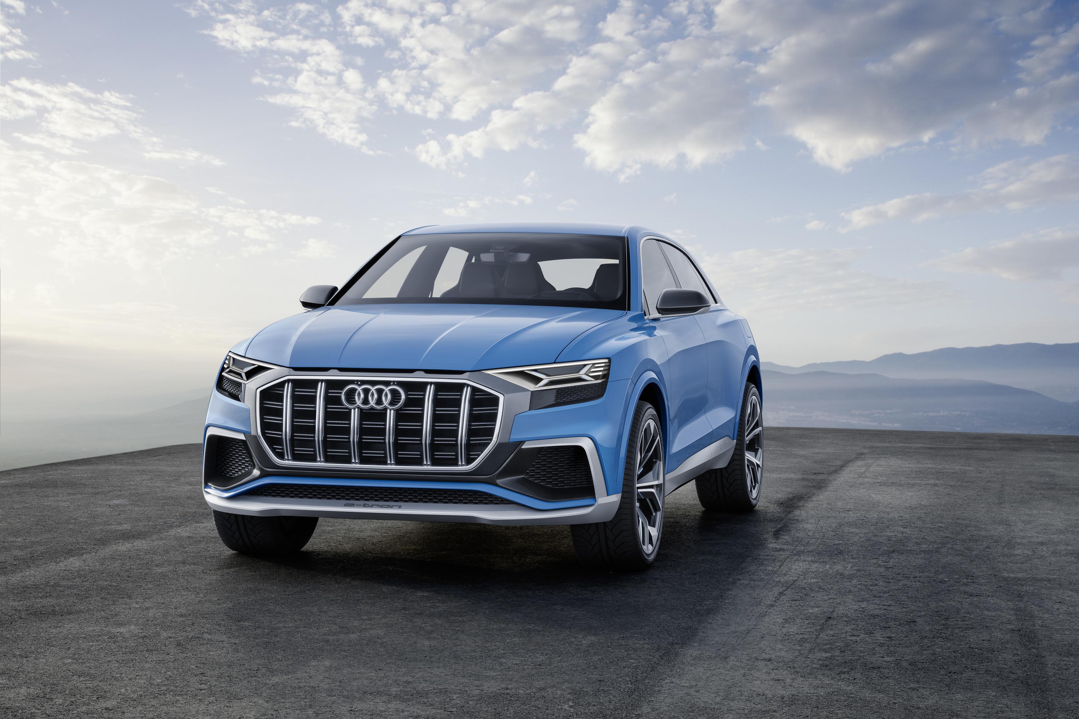Audi Q8 Concept prezzo caratteristiche