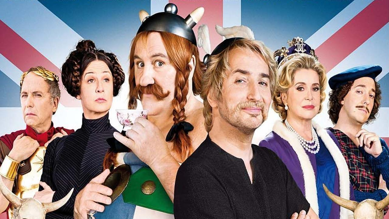 stasera in tv Asterix e Obelix