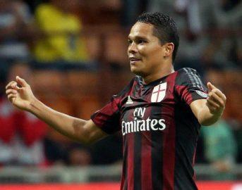 Calciomercato Milan, Bacca rifiuta la Cina e spiega il perché: le sue parole