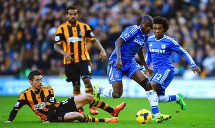 Mason, che paura in Chelsea - Hull City: frattura del cranio