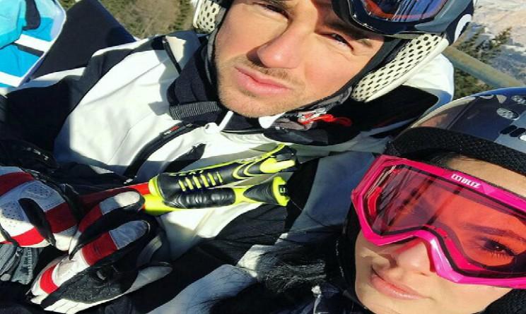 Giulia De Lellis, Andrea Damante vacanza sulla neve