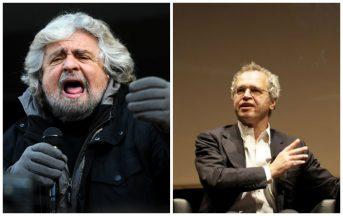"Enrico Mentana querela Beppe Grillo: ""TG fabbricatori di notizie false? Una solenne fesseria"" (VIDEO)"