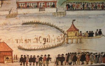 Felix Manz martirio: il 5 gennaio 1527 veniva condannato a morte per annegamento
