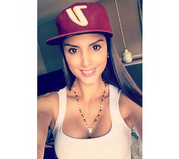 Rincon moglie Karina Mendoza