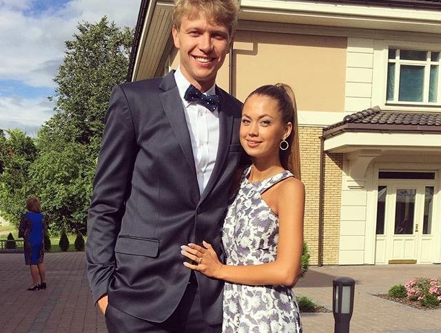 Nba Kuzminskas fidanzata
