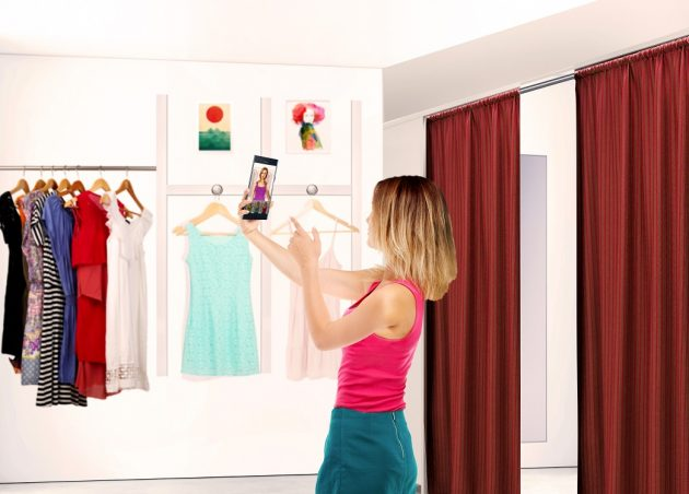 'The Future of Selfies' report predicts shopping will become a much more efficient experience within the next five years by use of a full body selfie, showing an assortment of outfit options on smartphones like the Xperia XZ with its true colour capture.""