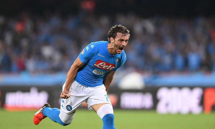 Calciomercato Gabbiadini Napoli