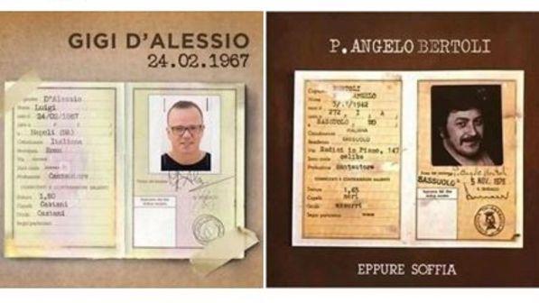 Bertoli-D'Alessio: querelle su fb a proposito della copertina di '24 febbraio 1967'
