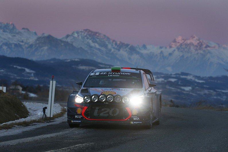 Rally Montecarlo 2017 spettatore morto