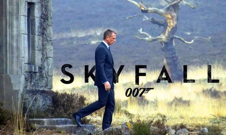 james bond skyfall facebook