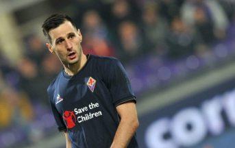 Fiorentina, Kalinic Ricorso: la decisione del Giudice Sportivo