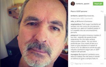 Lamberto Sposini condizioni di salute oggi: la nuova vita del giornalista è sui social network (FOTO)