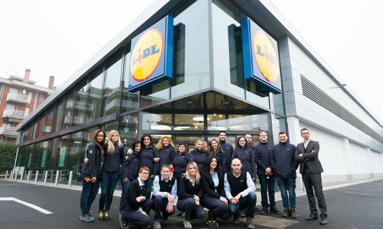 International Trainee Program Lidl 2017