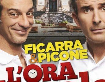 L'ora legale film: Ficarra e Picone al cinema con la nuova commedia (TRAILER)