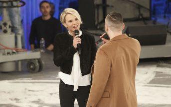 Amici 16 news puntata 14 gennaio 2017: Maria De Filippi ospita Briga