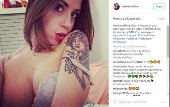 """Malena Pugliese Instagram, l'Isola dei Famosi 2017 """"abbraccia"""" la naufraga di Rocco Siffredi (FOTO)"""