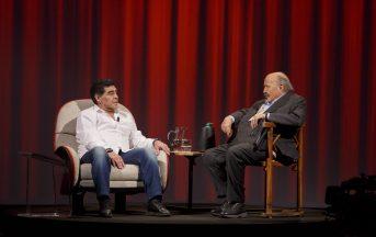 Maurizio Costanzo L'Intervista video: protagonista Diego Armango Maradona (VIDEO)