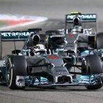 Formula 1 2017 Mercedes Botas