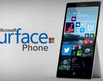 Surface Phone 2017 con Windows 10: specifiche tecniche, caratteristiche e data di rilascio