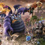 Migliori videogiochi gennaio 2017 Super Mario Dragon Quest heroes