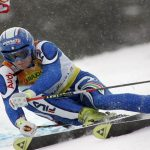 Manfred Moelgg sci slalom Zagabria
