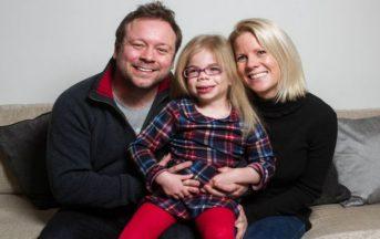 Morbo di Alzheimer sintomi: la storia di Sophia, malata a soli 5 anni