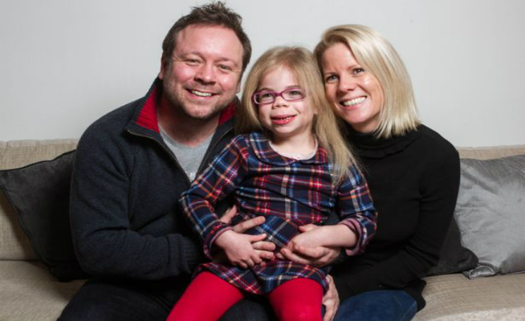 Morbo di Alzheimer, la storia di Sophia, malata a soli 5 anni