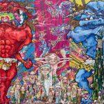 Mostre Bologna febbraio 2017 Murakami Takashi alla Galleria Cavour